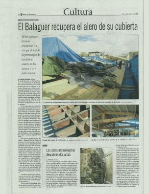 Diario de Mallorca Balaguer