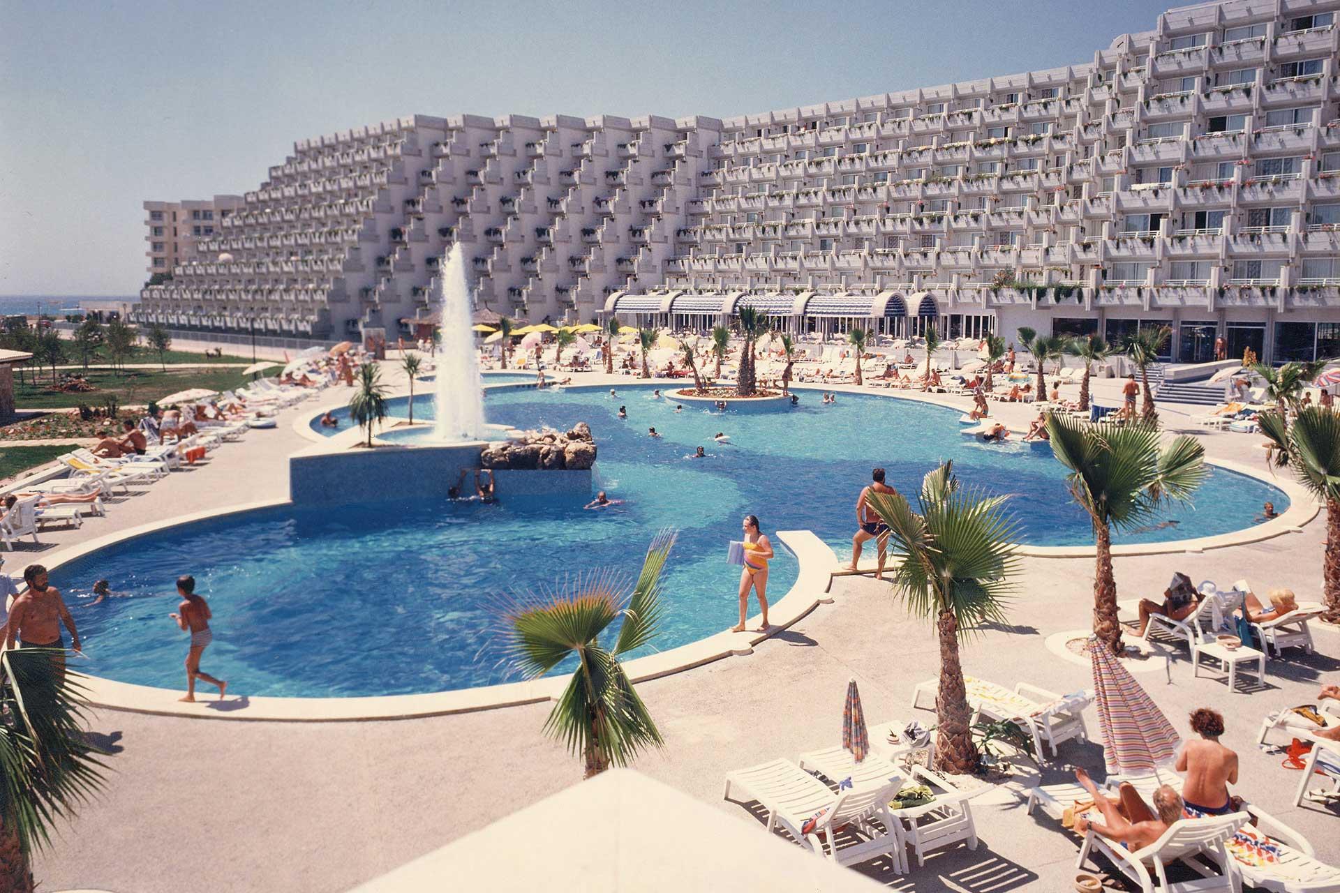 Proyecto No Residencial, Hotel Sa Coma | CBR
