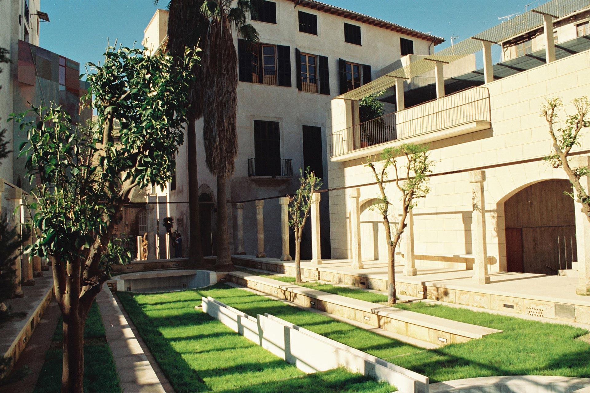 Proyecto Histórico, Casal Sa Nostra | CBR