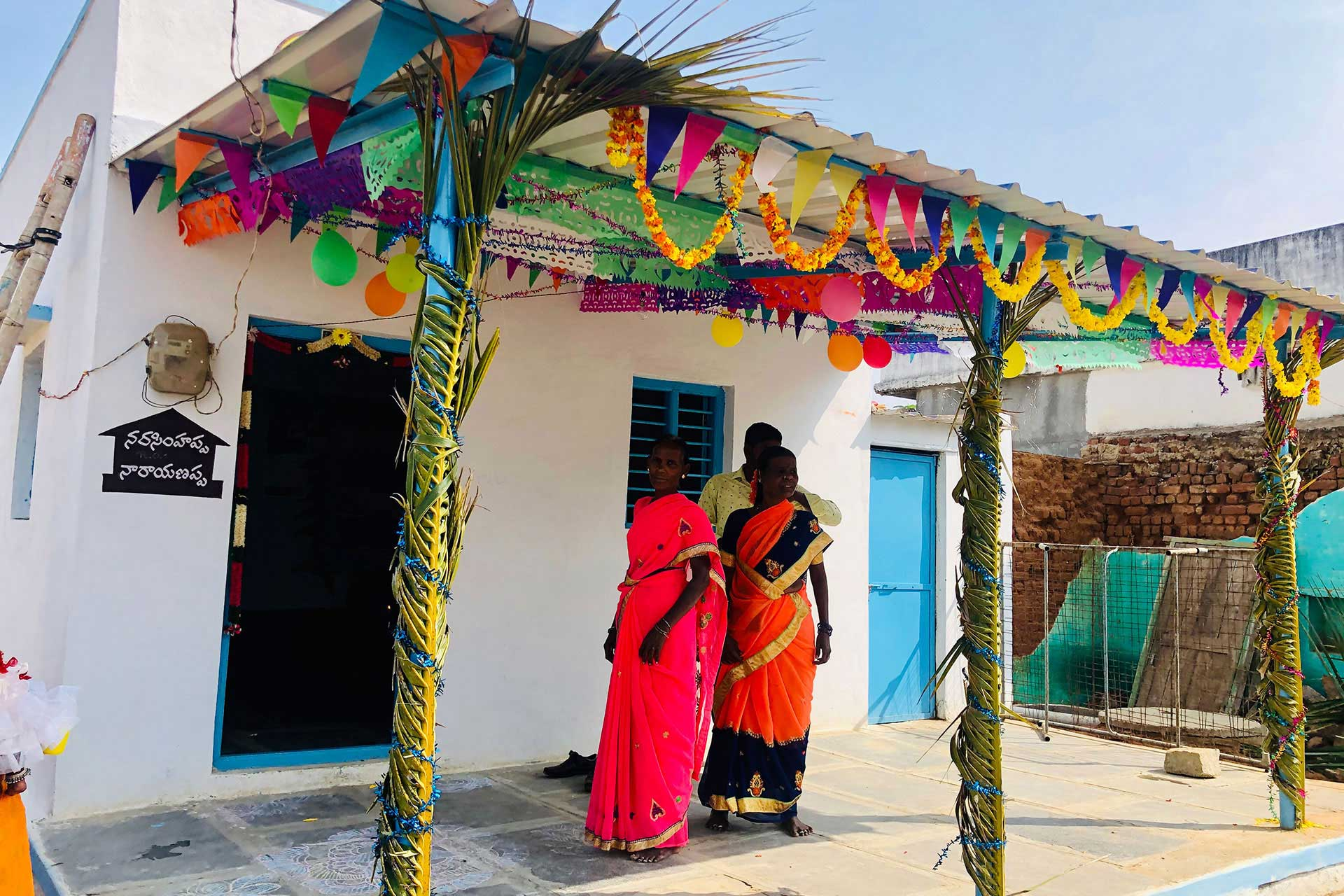 Anantapur, Fundación Vicente Ferrer | RSC CBRSC-CBR