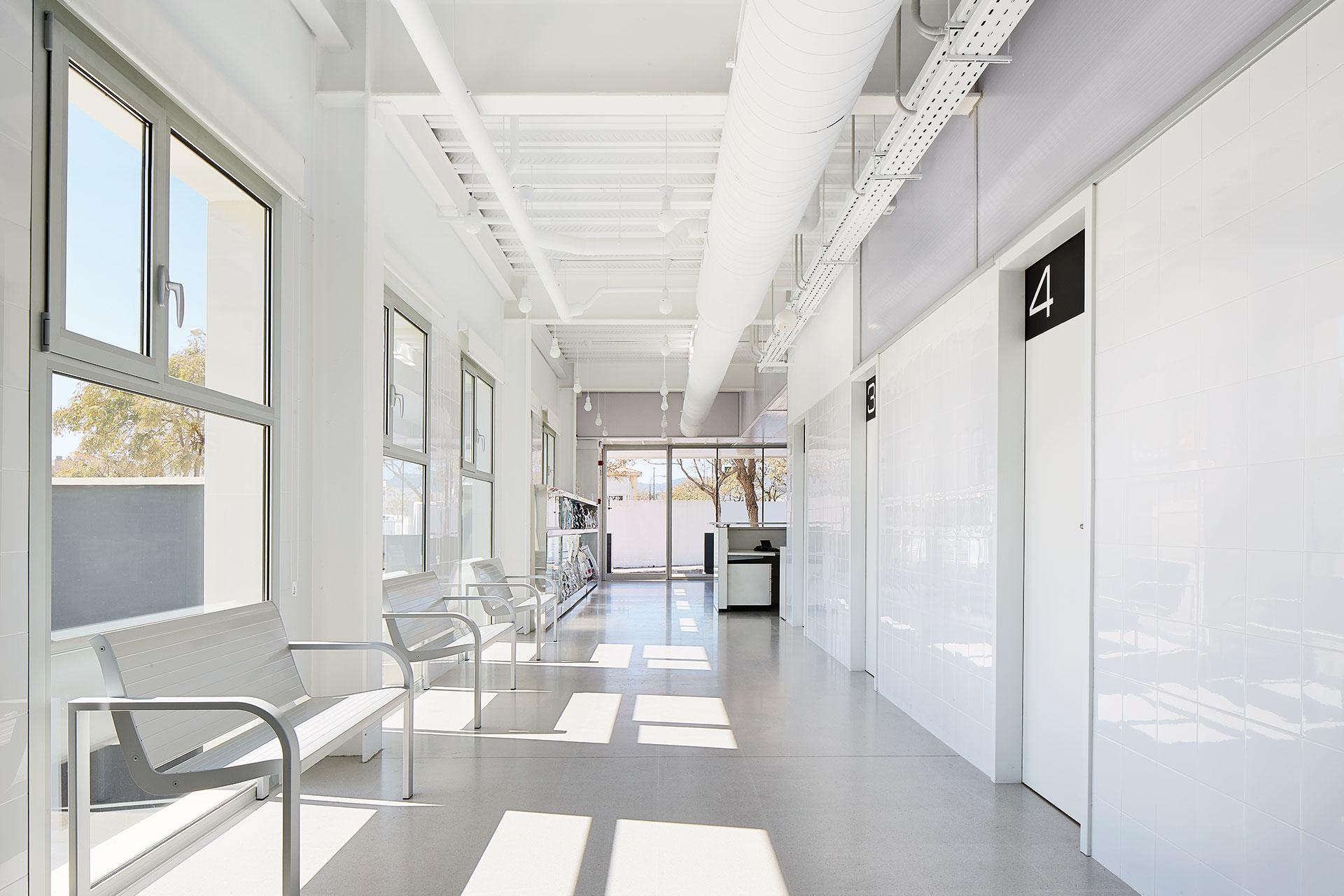 Sala Espera Clinica CANIS | CBR